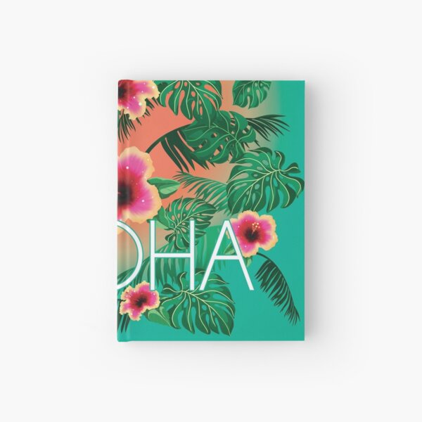 Aloha! Hardcover Journal
