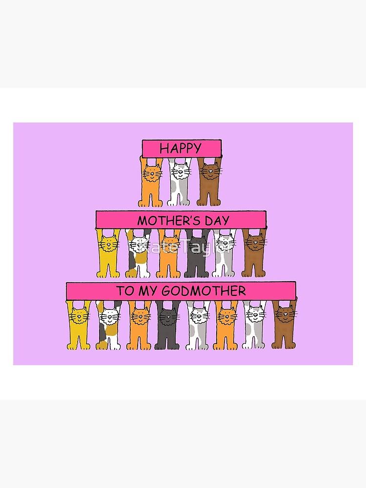a7db73f15c Taza de viaje «Feliz día de la madre a mi madrina