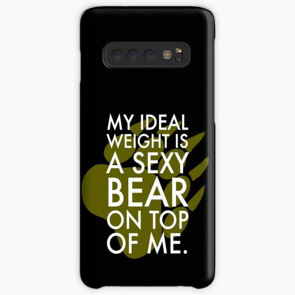 My Ideal Weight... Case & Skin for Samsung Galaxy