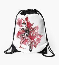Carmen Ballet Drawstring Bag