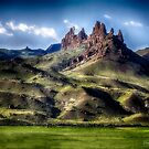Wyoming Landscape by Kathy Weaver
