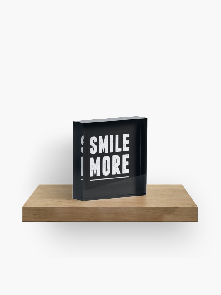 TRYdoo Roman Atwood Smile More Drawstring Backpacks//Bags