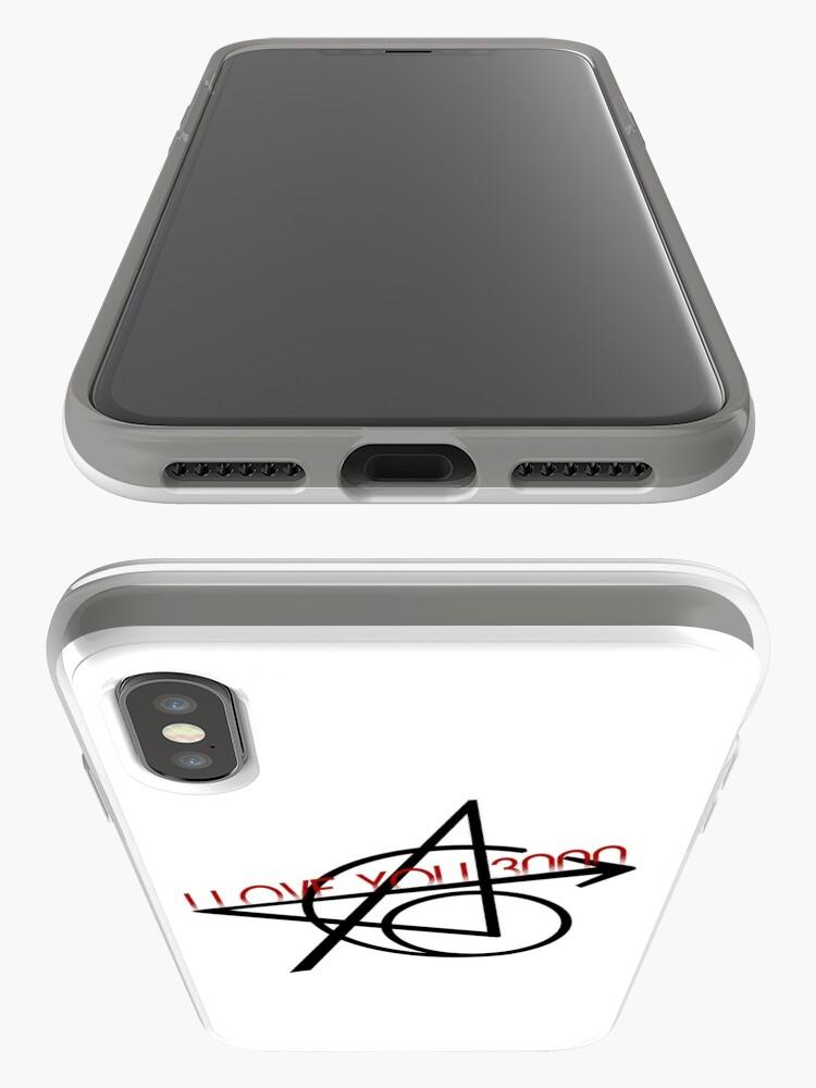 Alternative Ansicht von Ich liebe dich 3000 iPhone-Hüllen & Cover