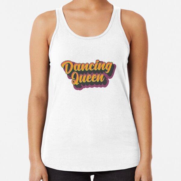 Dancing Queen Racerback Tank Top