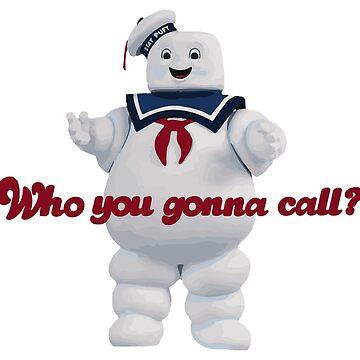 Who you gonna call? by husavendaczek