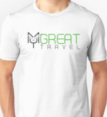MYGREAT Travel T-Shirt