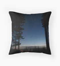 Nightfall Throw Pillow