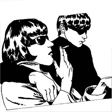 Goo Album Cover Menschen von Freshfroot