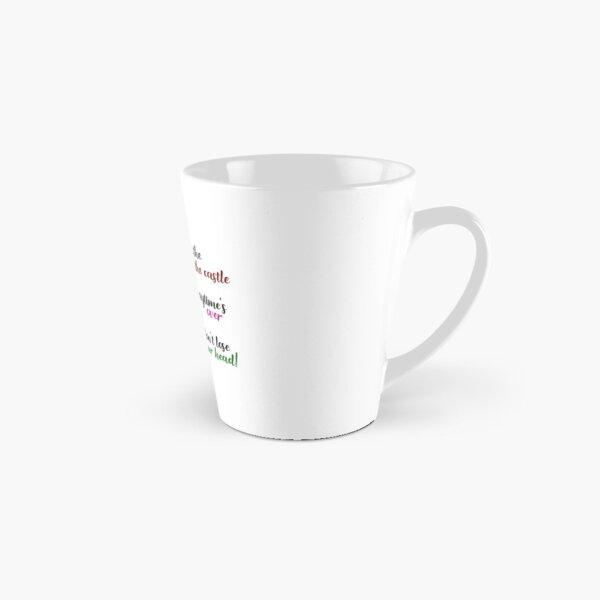 Six the Musical Quotes Tall Mug