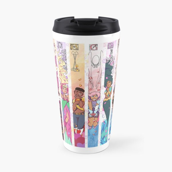 Princess Alliance Travel Mug