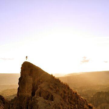 Salto en el Valle de las Animas  by sergiocolour