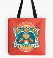 Liebe Vögel Tasche