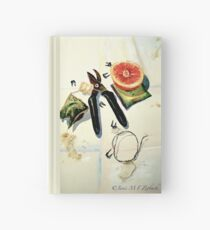 Still Life with Picture Wire Hardcover Journal