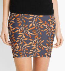 Autumn pattern Mini Skirt
