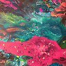 A piece of galaxy by Moojan Azar