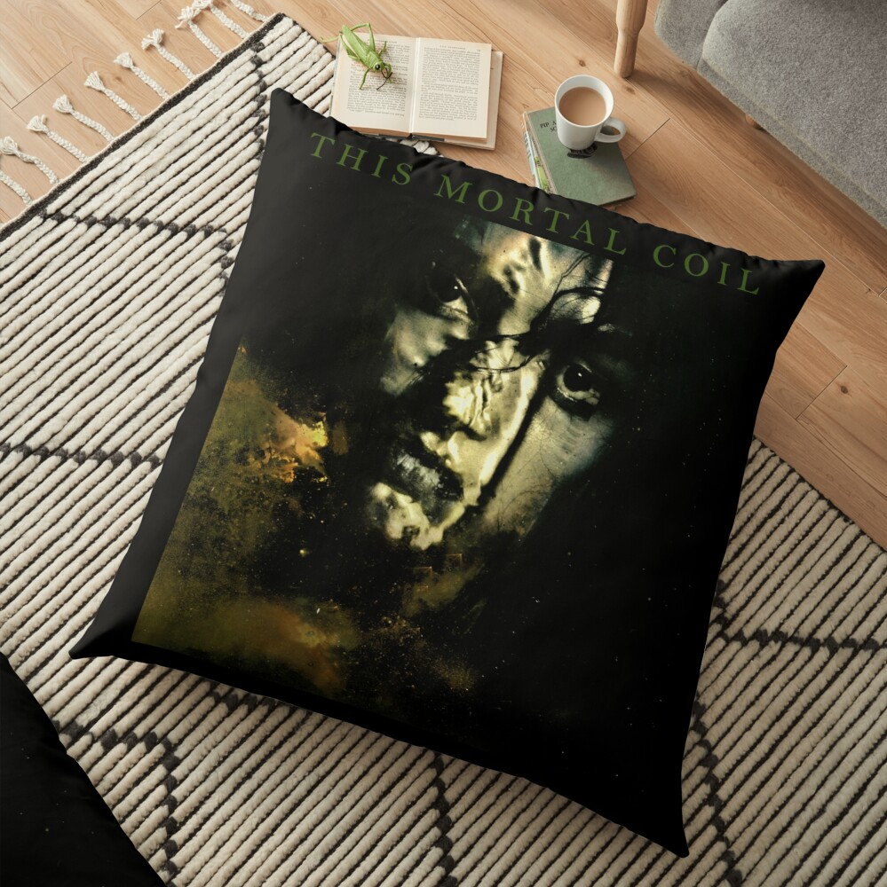 This Mortal Coil Floor Pillow