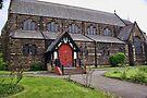 St. Clements Church by Audrey Clarke