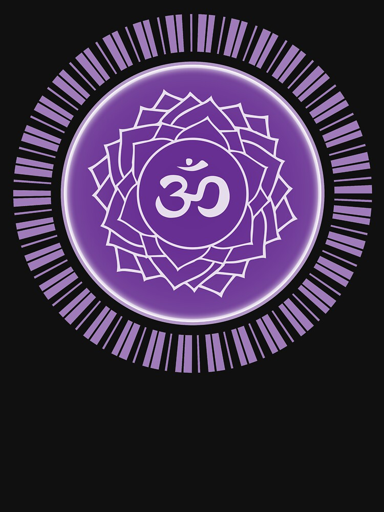 Crown Chakra by artkecco