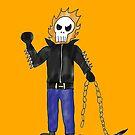 Ghost Rider by Nick Nygard