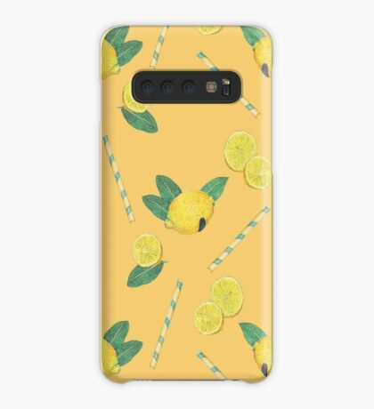 lemonade_yellow Case/Skin for Samsung Galaxy