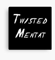 Twisted Mentat Canvas Print