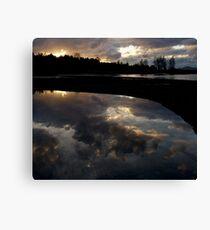 Mirror Canvas Print