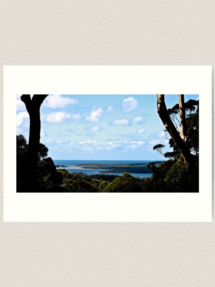 Alternate view of Nornalup Inlet Art Print