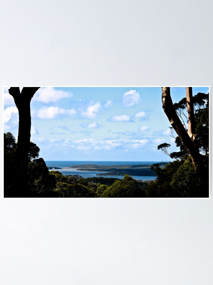 Alternate view of Nornalup Inlet Poster