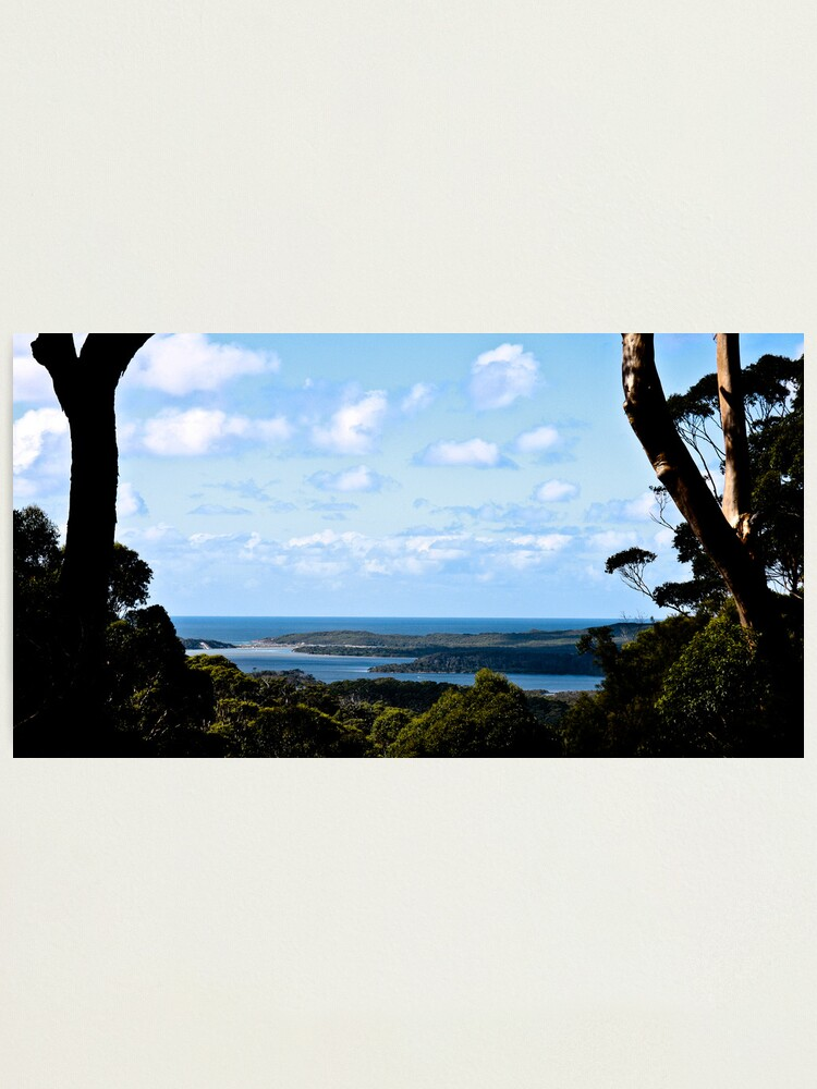 Alternate view of Nornalup Inlet Photographic Print