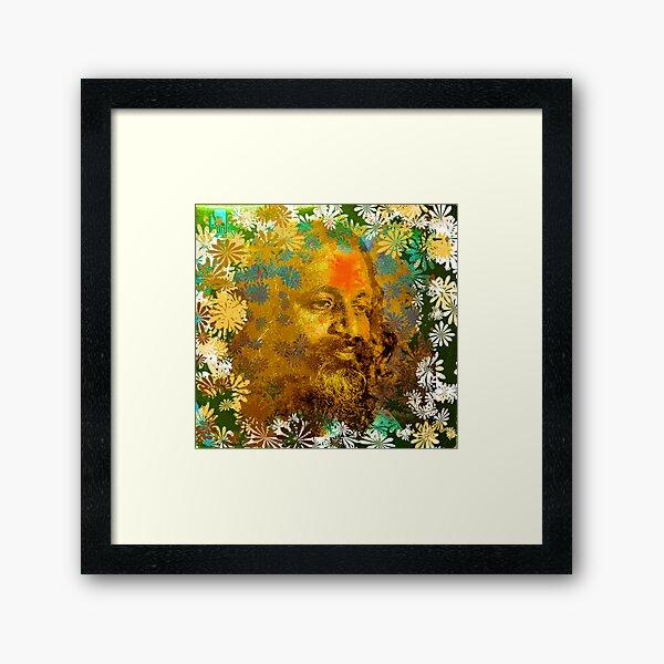 Guru Framed Art Print