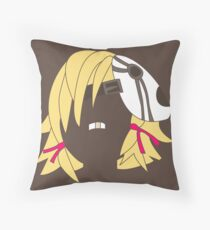 Tiny Tina Throw Pillow