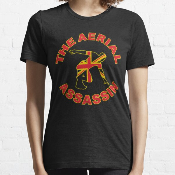"""The Aerial Assasin"" Essential T-Shirt"