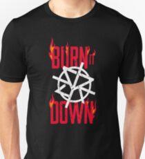 BRENNEN SIE ES AB (SR) Slim Fit T-Shirt