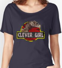 Clever Girl Loose Fit T-Shirt
