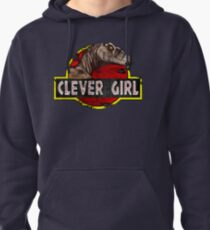 Clever Girl Pullover Hoodie