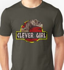 Clever Girl Slim Fit T-Shirt