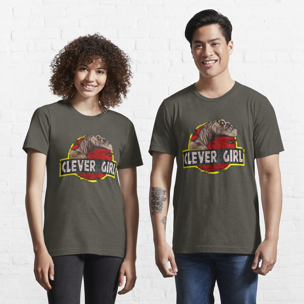 Clever Girl Essential T-Shirt