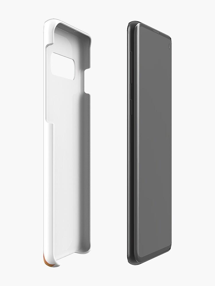 Vista alternativa de Funda y vinilo para Samsung Galaxy Senko-san diseño lindo