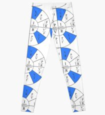 Ohm, Electric Current, Electricity, Electrical Resistance, Conductance, Electrician, Ampere, Electrical Network Leggings