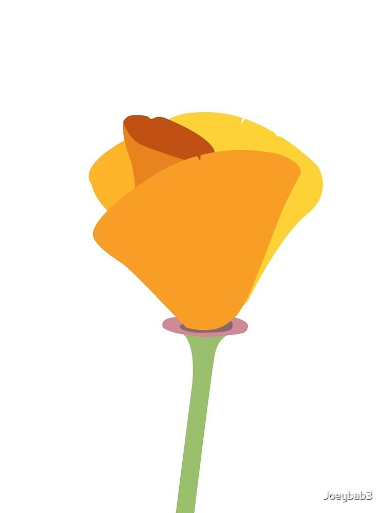 California Poppy Flower by Joeybab3