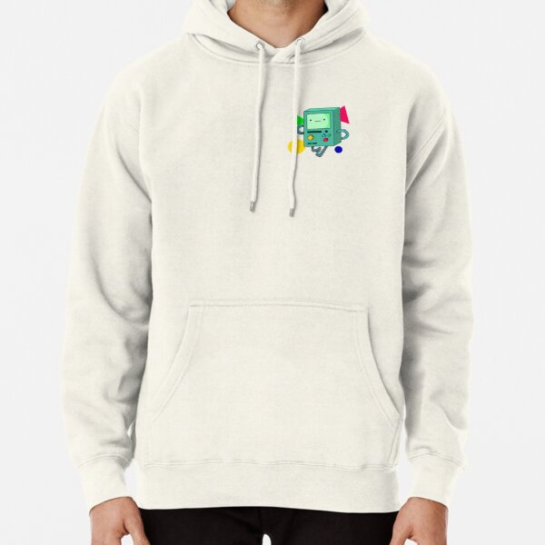 BMO Is HAPPY Pullover Hoodie