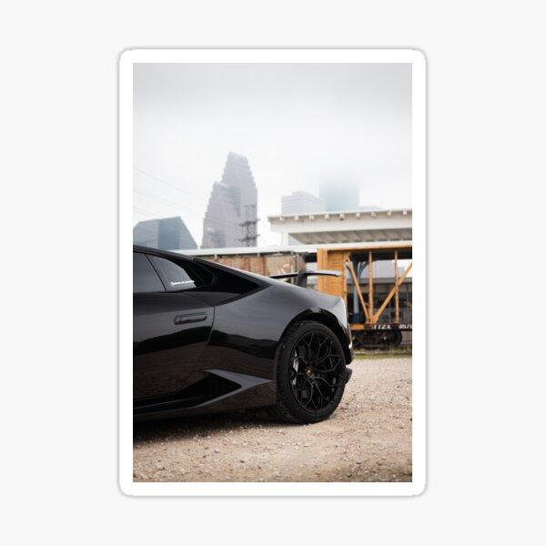 Lamborghini Huracan Performante Sticker