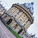 Radcliffe Camera or Library,  All Soul's College,  Oxford, England by Kent Burton