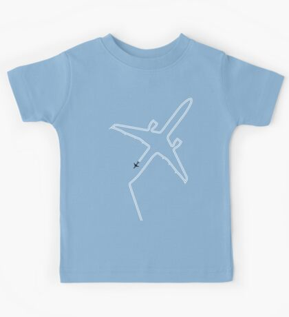 Contrails slight delay. Kids Clothes