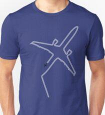 Contrails slight delay. Unisex T-Shirt