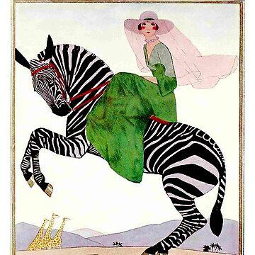 VOGUE: Jahrgang 1926 Werbedruck von posterbobs