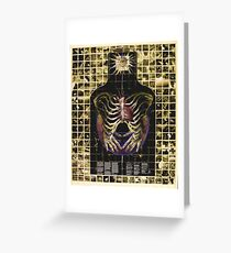 Target Tonglen of Transformation Greeting Card