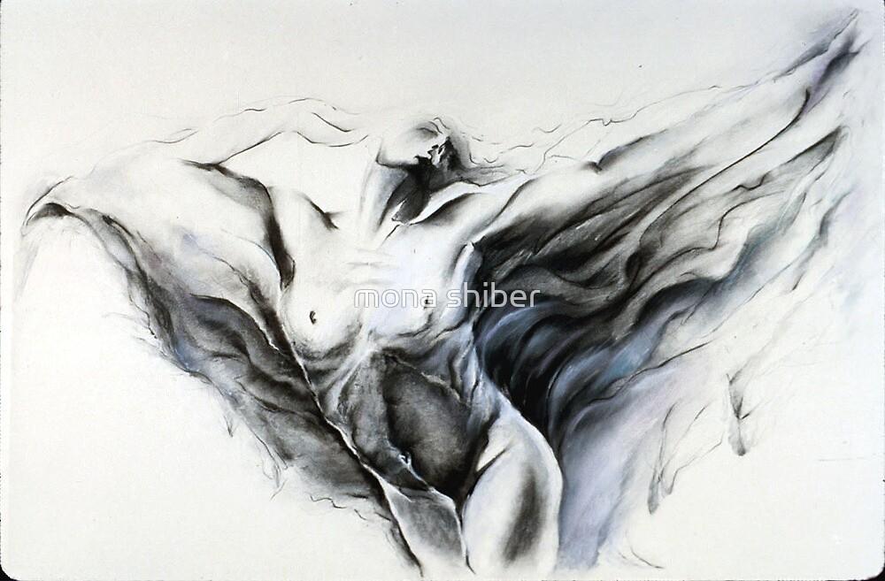 Reaching II by Mona Shiber