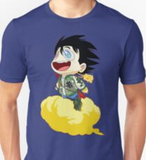 Dragon Ball Graduation Slim Fit T-Shirt