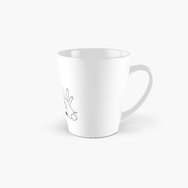 Rabbit Hand Shadow Tall Mug